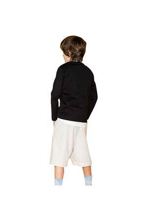 T-shirt nera unisex Givenchy Kids | 8 | H2528509B