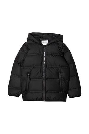 Piumino nero bambino Givenchy Kids | 13 | H2607909B