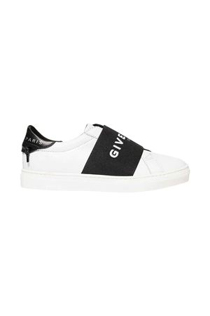 unisex white sneakers  Givenchy Kids | 12 | H2905410B