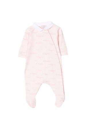 Tutina neonata rosa Givenchy Kids | 75988882 | H9811745S