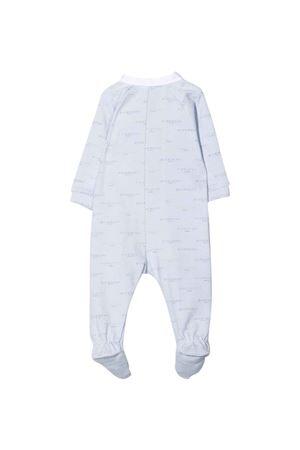 Tutina neonato azzurra Givenchy Kids | 75988882 | H98117771
