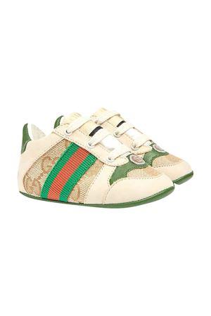 Multicolor sneakers GG Supreme GUCCI KIDS | 90000020 | 6470302HK509660