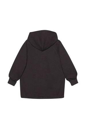 Black sweatshirt with zip GUCCI KIDS | -108764232 | 653666XJDKA1073