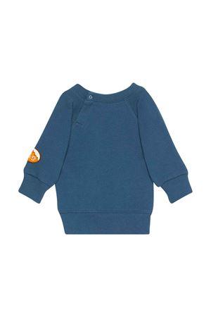Blue sweatshirt with press GUCCI KIDS | -108764232 | 653687XJDLN4393