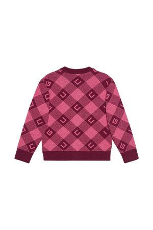 Pink girl cardigan  GUCCI KIDS | 39 | 657355XKBXM6126