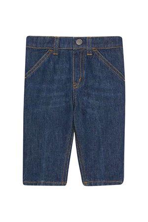 Jeans blu unisex GUCCI KIDS   9   660203XDBPA4759