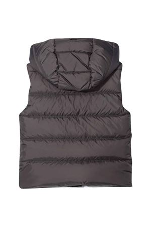 Padded teen vest with logo HERNO KIDS | 783955909 | PI0111B120049460T