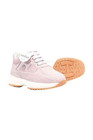Sneakers with logo HOGAN KIDS | 12 | HXC00N00240QAP0TT7