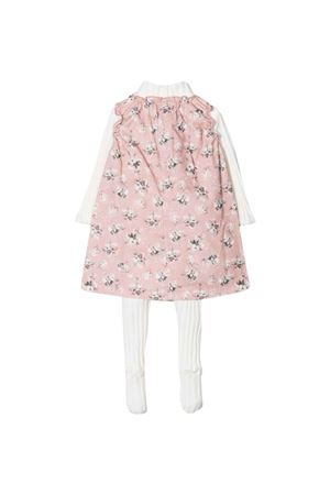Two-piece dress with flowers  IL GUFO | 42 | A21DP398C4074304