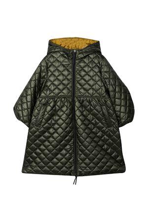 Green coat unisex  IL GUFO | 17 | A21GP294N00685828