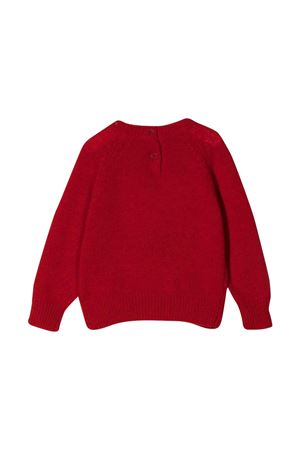 Sweater with embroidery IL GUFO | 7 | A21MA334EM2203949