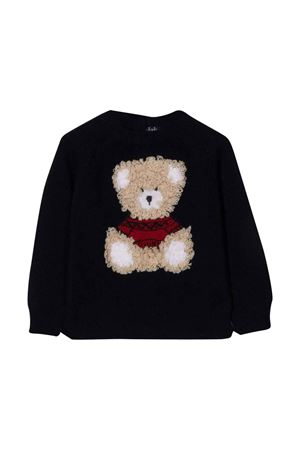 Sweater with embroidery IL GUFO | 7 | A21MA334EM2204939