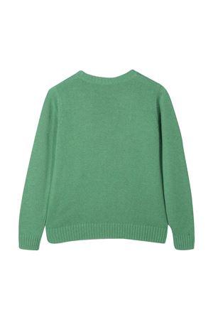 Sweater with embroidery IL GUFO | 7 | A21MA366EM220B5358