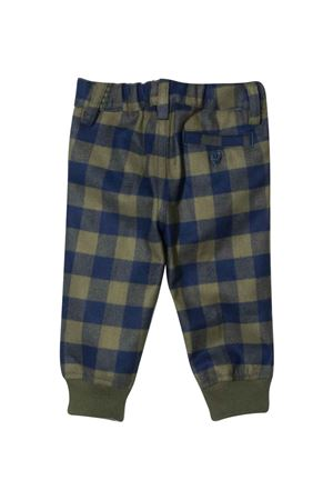 Trousers with hecked percale pattern IL GUFO | 9 | A21PL050W3051547