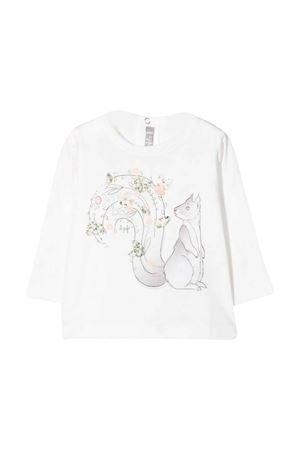 Crewneck sweatshirt with print IL GUFO   8   A21TA256M00941056