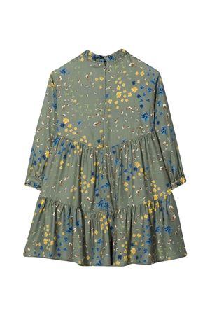 Pleated floral print dress IL GUFO | 11 | A21VL449R4001547