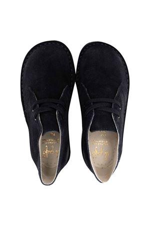 blue ankle boots  IL GUFO | 12 | G121BLEU