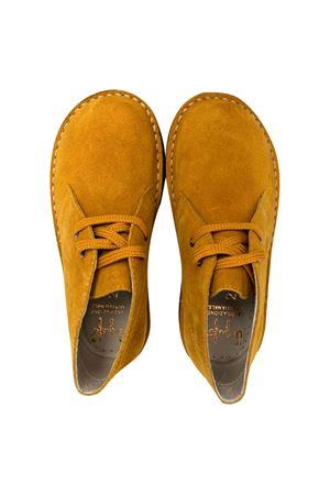 ocher ankle boots  IL GUFO | 12 | G121GIALLO