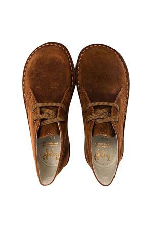 obacco ankle boots  IL GUFO | 12 | G121TABACCO