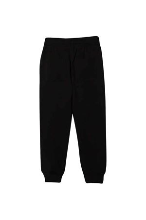 Pantalone teen nero con applicazione JOHN RICHMOND KIDS   9   RBA21005PABLACKT