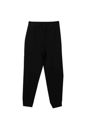 Pantalone teen nero con stampa JOHN RICHMOND KIDS   9   RBA21038PABLACKT