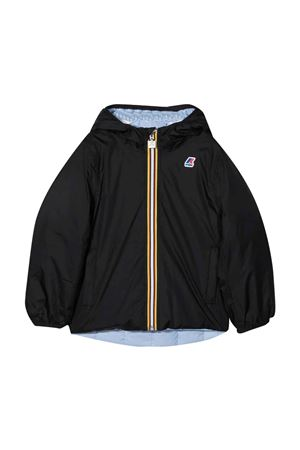 black down jacket K-WAY   783955909   K111BEWACJT