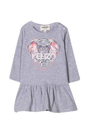 Abito grigio neonata KENZO KIDS | 11 | K02021A41
