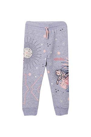 Jogger pants grigi neonata KENZO KIDS | 9 | K04034A41