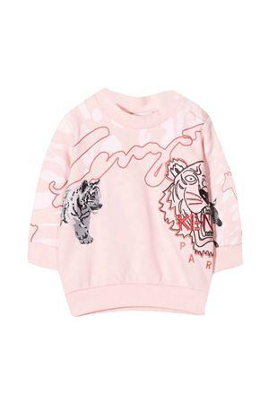 Pink sweatshirt  KENZO KIDS   -108764232   K05083471