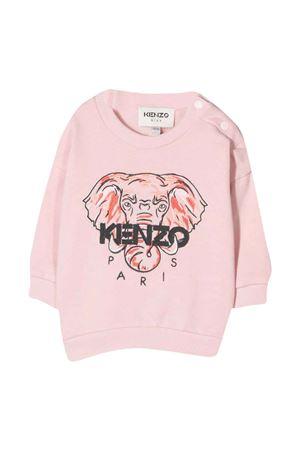 Pink sweatshirt  KENZO KIDS   -108764232   K05086471
