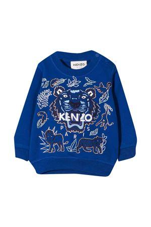 Felpa blu neonato KENZO KIDS | -108764232 | K05091829
