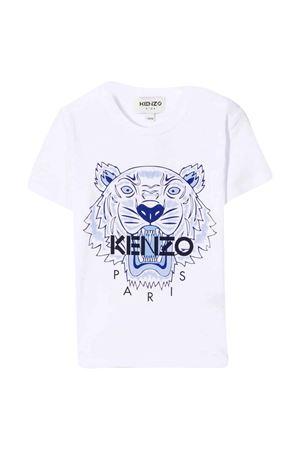 T-shirt bianca unisex KENZO KIDS | 8 | K05121103