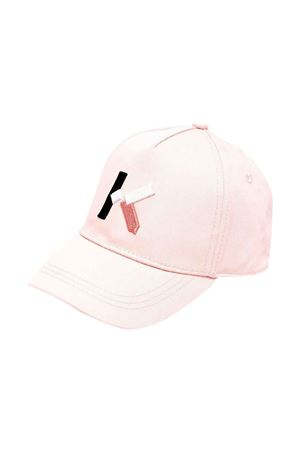 Cappello rosa neonata KENZO KIDS | 75988881 | K11004471