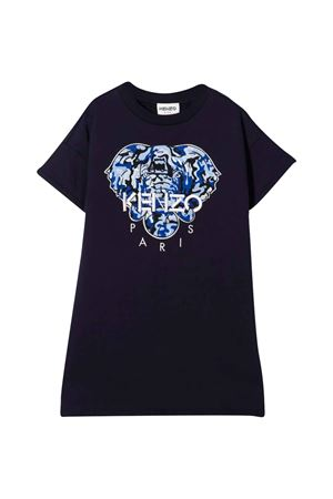 Abito blu bambina KENZO KIDS   11   K12062868