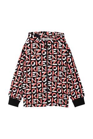girl print sweatshirt  KENZO KIDS | -108764232 | K1510609P
