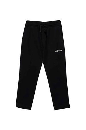 Pantaloni neri bambino KENZO KIDS | 9 | K2404909P