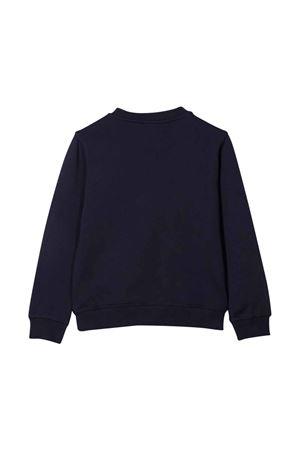 Kenzo kids teen blue sweatshirt KENZO KIDS | -108764232 | K25150868T