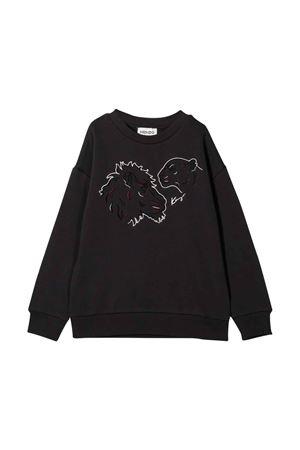 black teen sweatshirt  KENZO KIDS | -108764232 | K25163065T