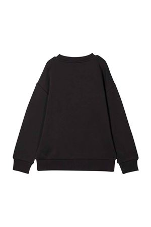 unisex black sweatshirt  KENZO KIDS | -108764232 | K25163065