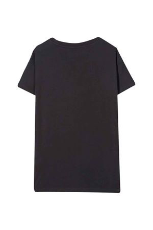 T-shirt nera teen KENZO KIDS | 8 | K25192065T