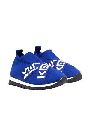 Sneakers blu unisex KENZO KIDS | 12 | K29029829