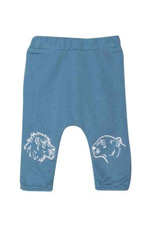 Pantaloni azzurri neonato KENZO KIDS | 9 | K94026822