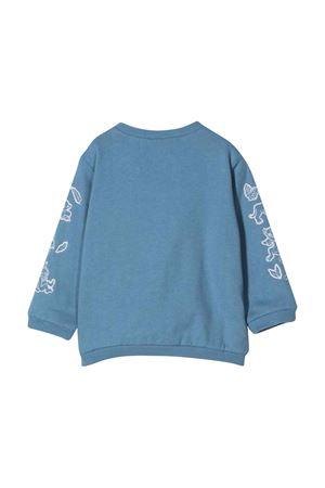 Felpa azzurra neonato KENZO KIDS | -108764232 | K95015822