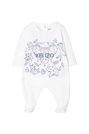 newborn white onesie  KENZO KIDS | 1491434083 | K97007152