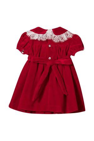 Midi dress with lace border la stupenderia | 11 | CCAB40V47ROSSO