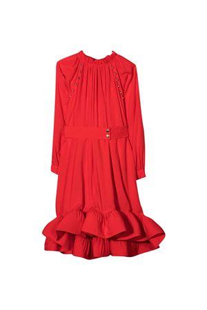 girl red dress Lanvin enfant | 11 | N12022997