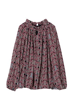 Camicia fantasia bambina Lanvin enfant | 5032334 | N15038859