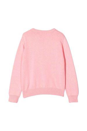 teen pink sweatshirt  Lanvin enfant | -1384759495 | N1504247BT