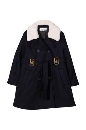 girl blue coat Lanvin enfant | 17 | N16012859