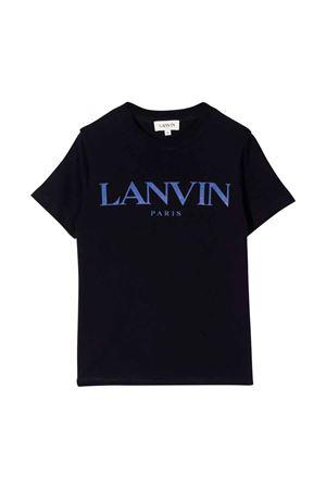 blue teen t-shirt Lanvin enfant | 8 | N25041859T